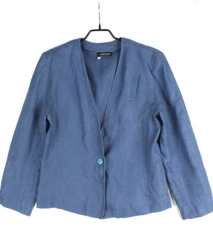 RENATO VISCUSO linen  jacket (made in Italy)