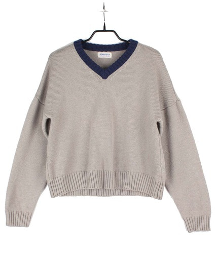 BEAMS BOY wool knit