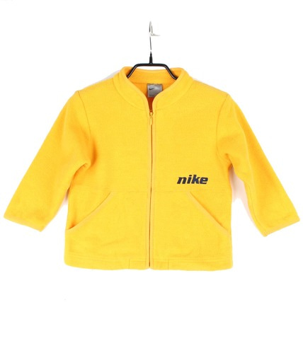 nike fleece zip-up for child