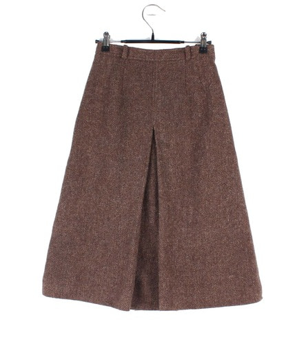 BURBERRYS wool skirt
