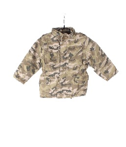 REAL CRUSH military jacket for kids