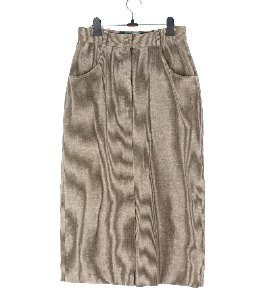 MAX MARA corduroy skirt (made in Italy)
