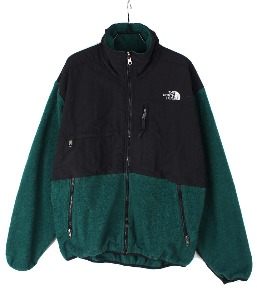 THE NORTH FACE fleece jacket (made in U.S.A.)
