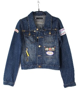 dsquared2 denim jacket (s)