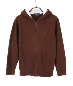 Polo by Ralph Lauren hood zip-up for kids (150)