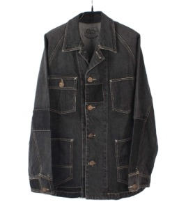 GLOBAL WORK denim jacket (M)