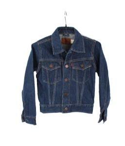 BIG-JOHN denim jacket for kids